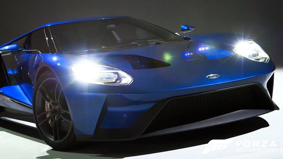 Ford Gt Behind The Scenes With Forza Motorsport
